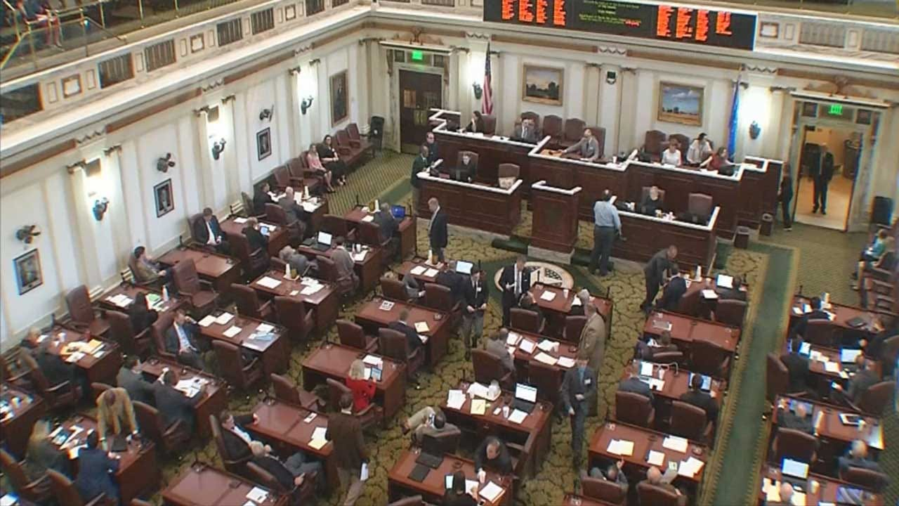 State House Members Pass Bills For Teacher, State Employee Raises