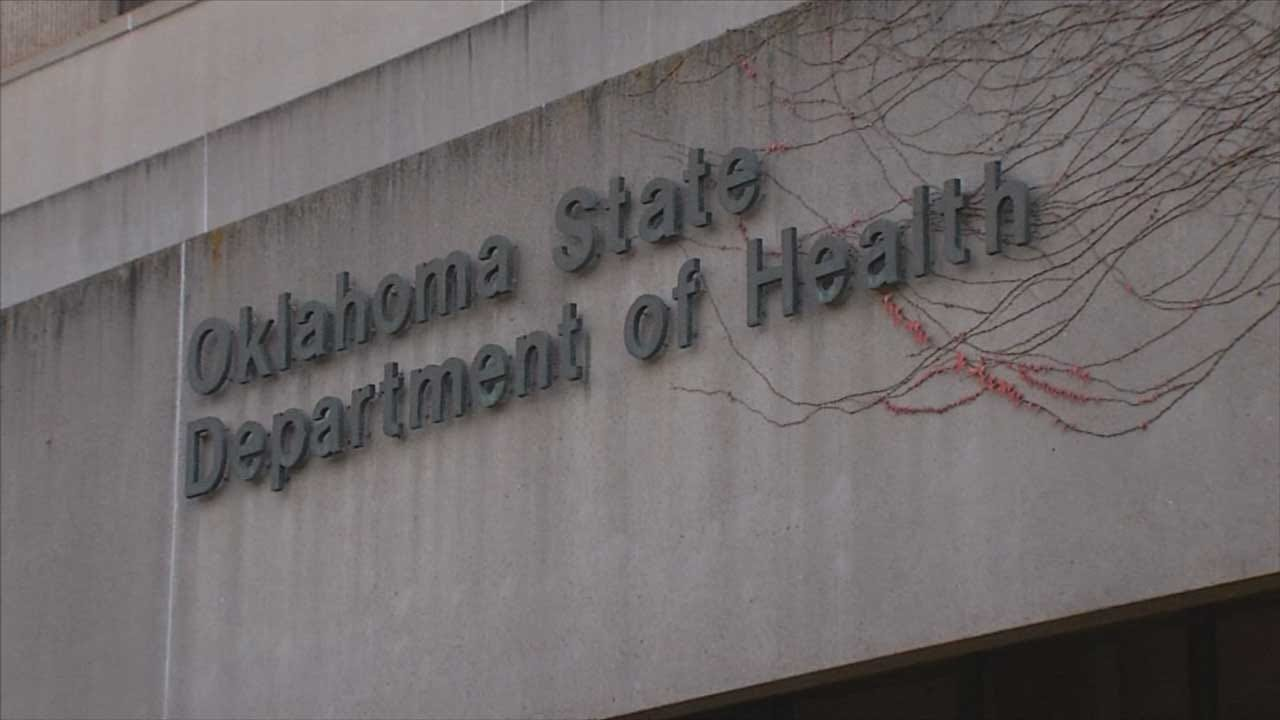 Oklahoma Board Of Health Sets Special Meeting Date