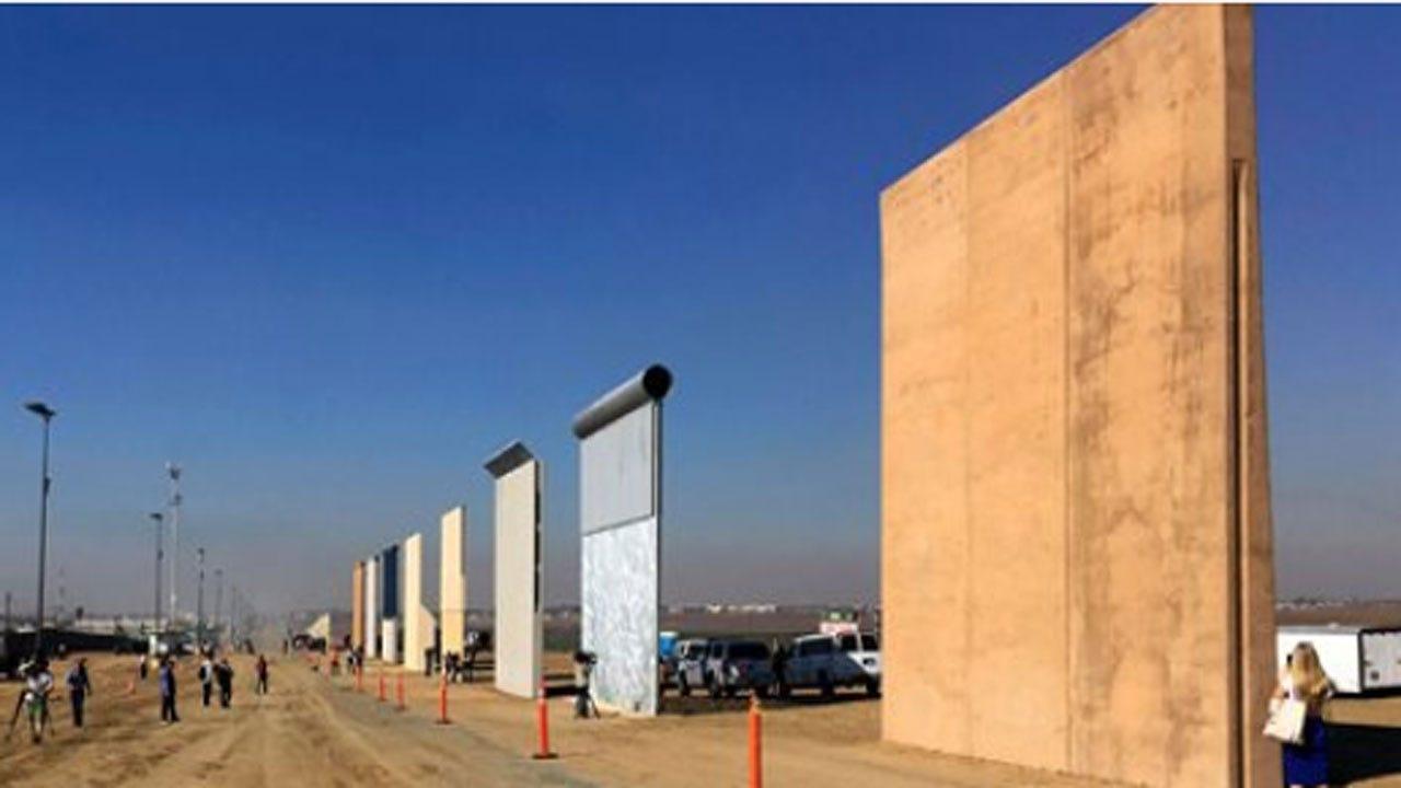 Texas Contractor Wins $145 Million Contract To Build Border Wall In Rio Grande Valley