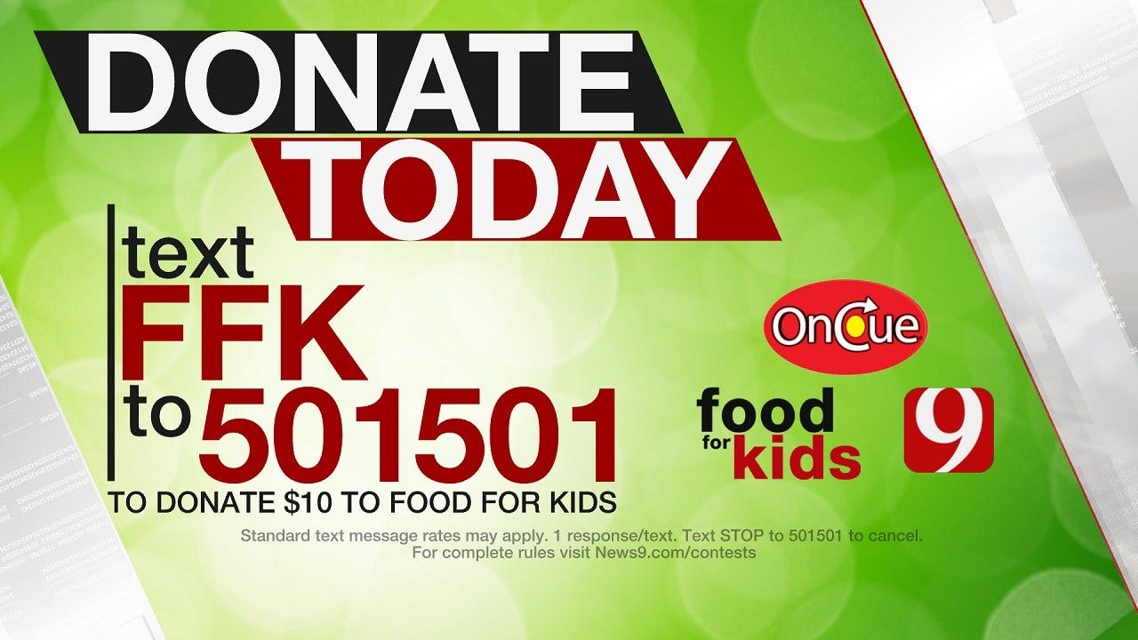 'Fill The Truck' Food Drive With OnCue Starts Friday