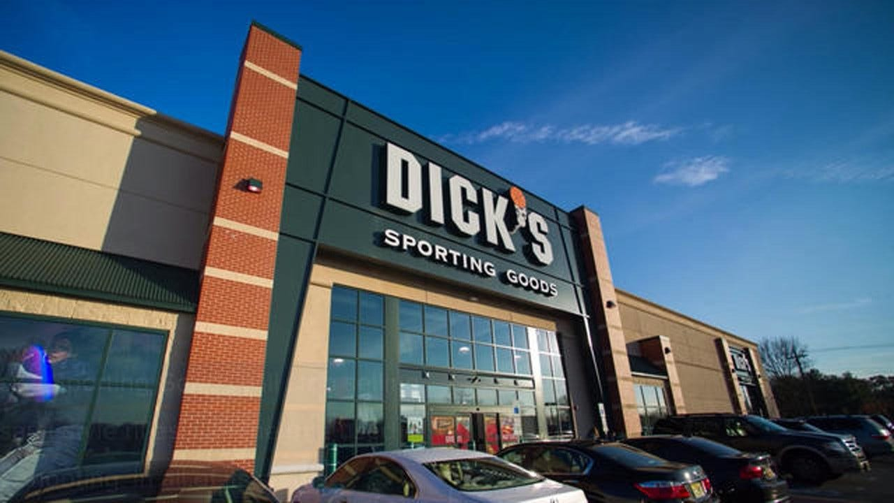 Dick's Sporting Goods Mulls Ridding Hunting Supplies From All 732 Stores