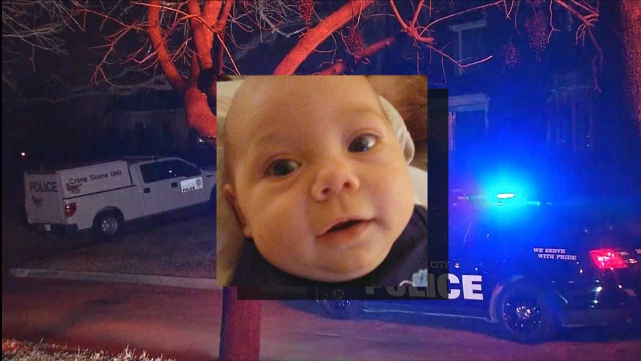 Norman Father Pleads Guilty To Murder Of 7-Month-Old Son