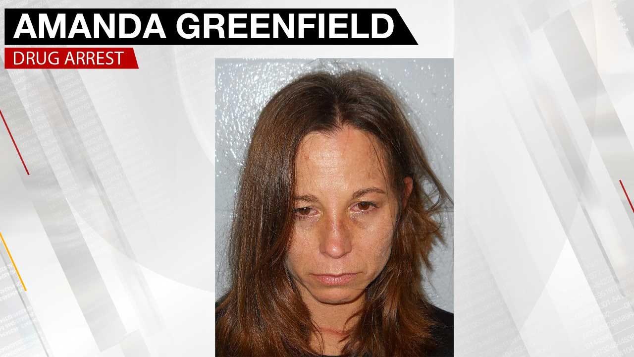 Edmond Woman Accused Of Being High On Meth At Elementary School
