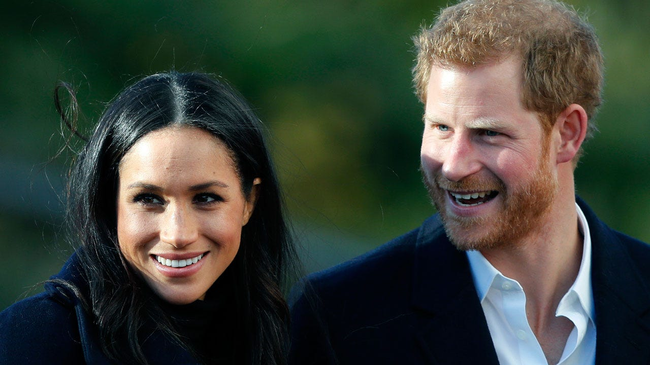 Prince Harry, Meghan Expecting First Child In Spring