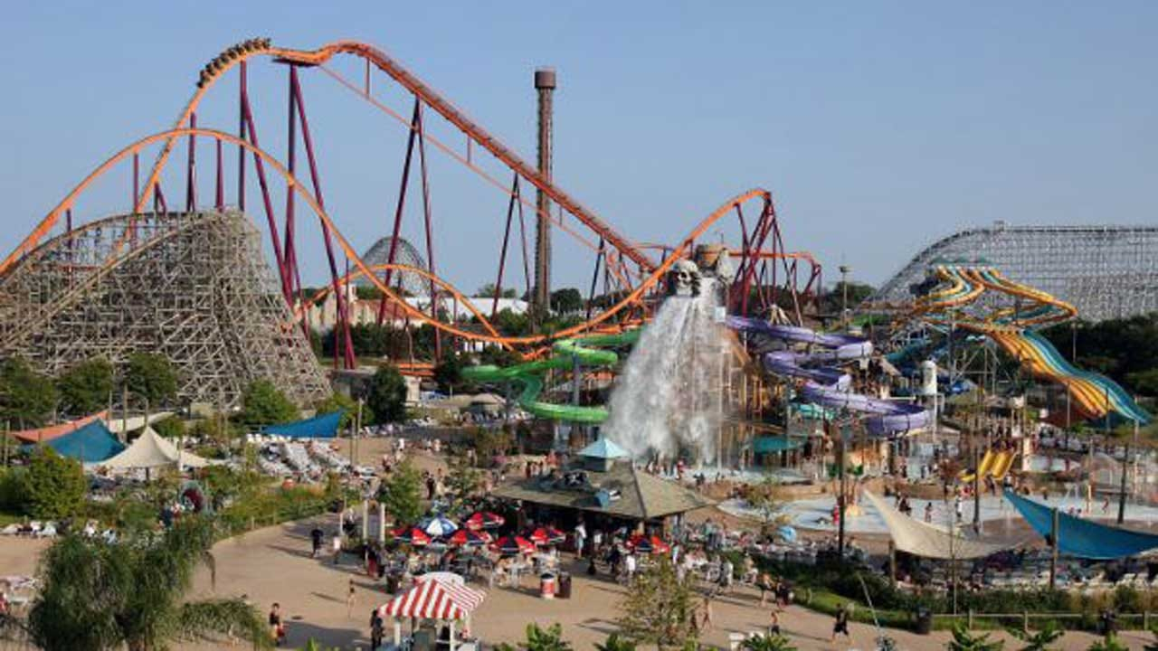 Frontier City Announces New Mask Policy At Theme Park