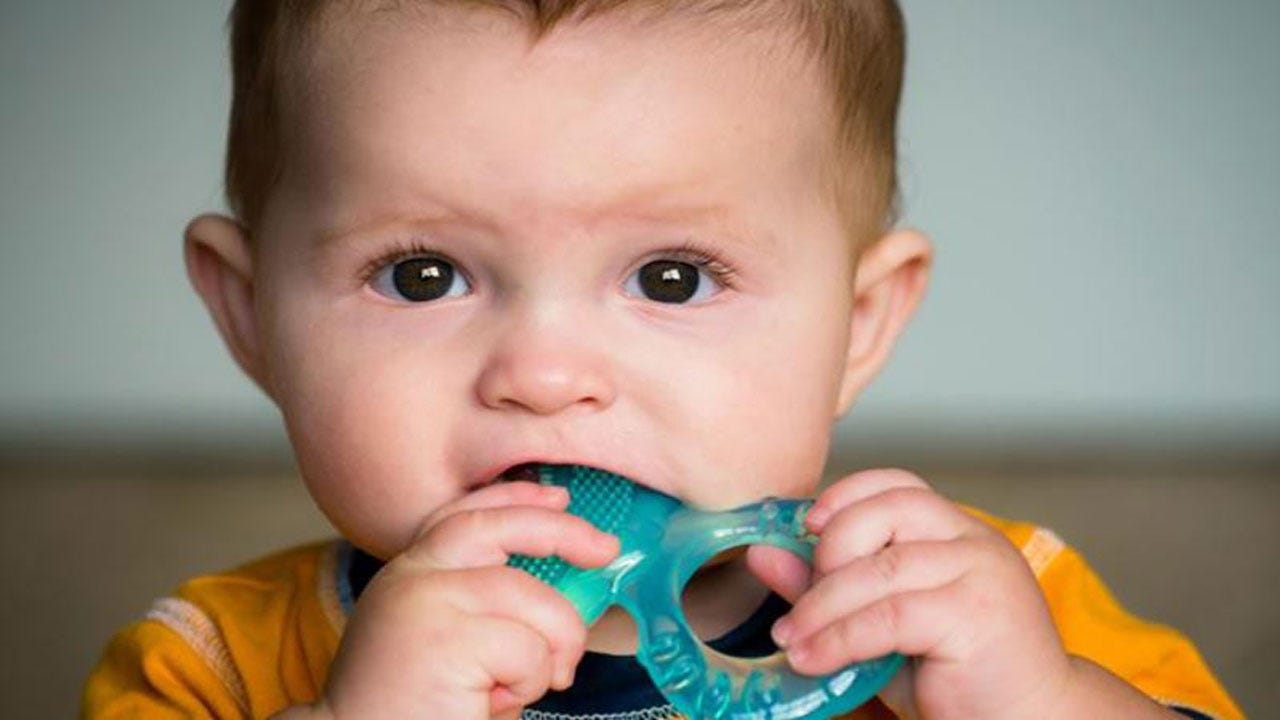 FDA Warns About Teething Jewelry After 18-Month-Old Dies