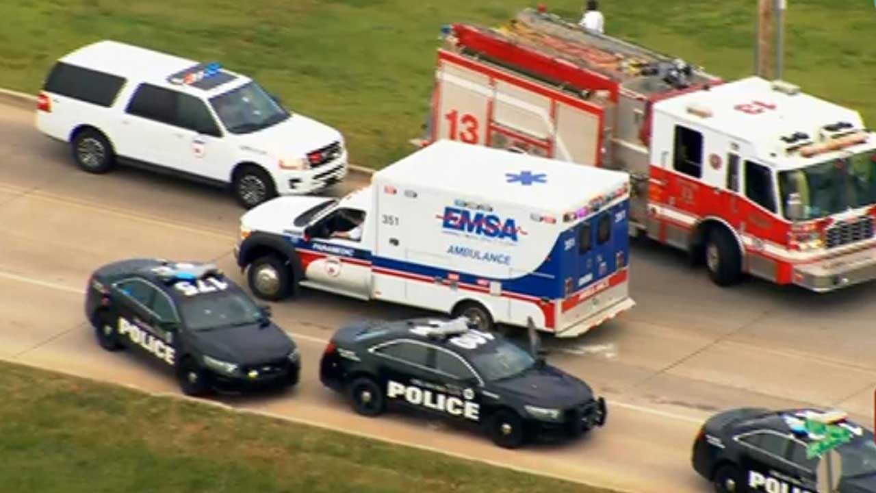 2 Shot At Louie's On Lake Hefner; Suspect Killed By Armed Citizen
