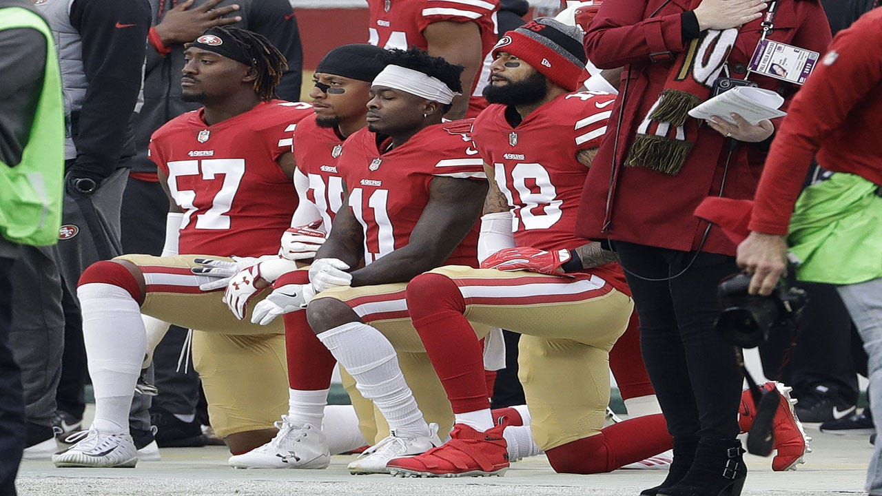 NFLPA Files Anthem-Policy Grievance Against NFL