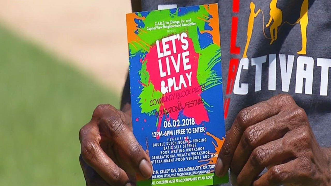 United Voice: Community Event Aims To Teach Kids Skills To Succeed