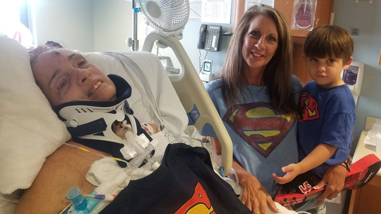 Norman Woman Hit By Runaway Driver Faces Long Recovery