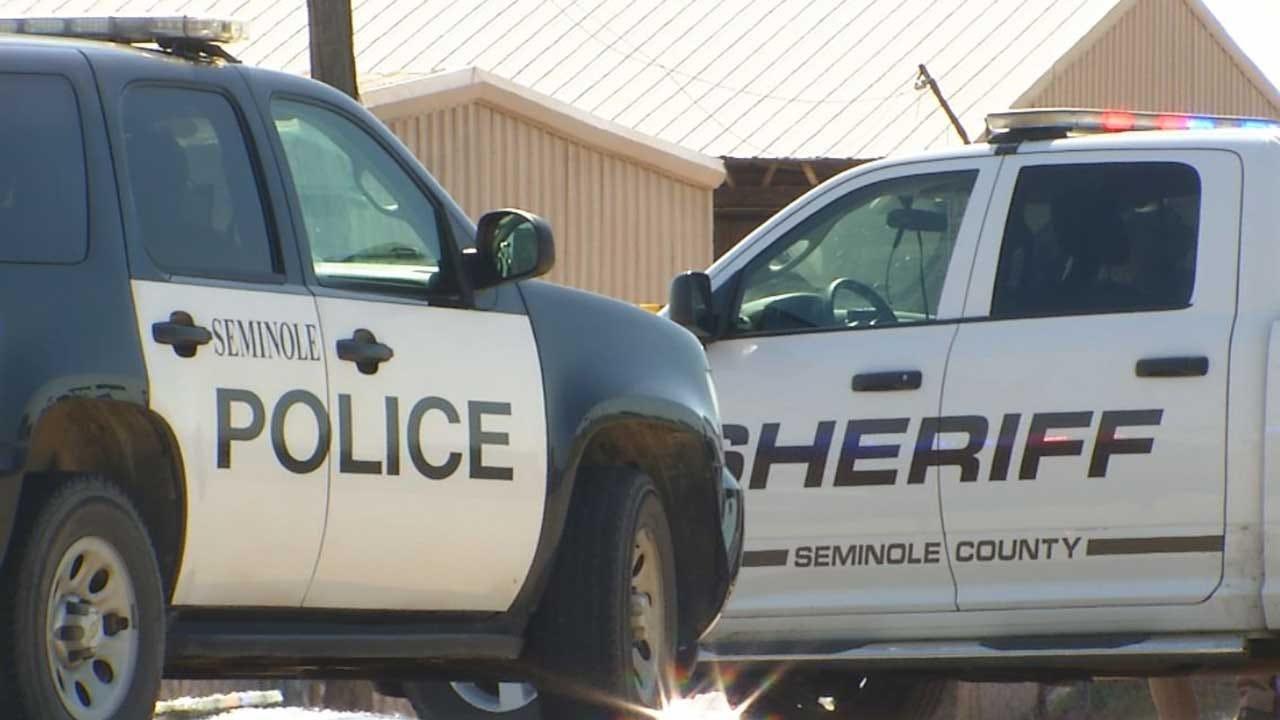 OSBI Investigates Seminole Homicide