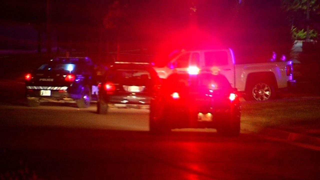 1 Injured In Shooting Near NW OKC