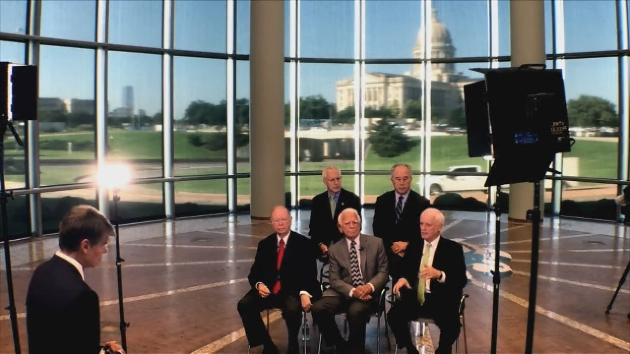 Former Governors Look Ahead At The Greatest Challenge The Next Governor Will Face