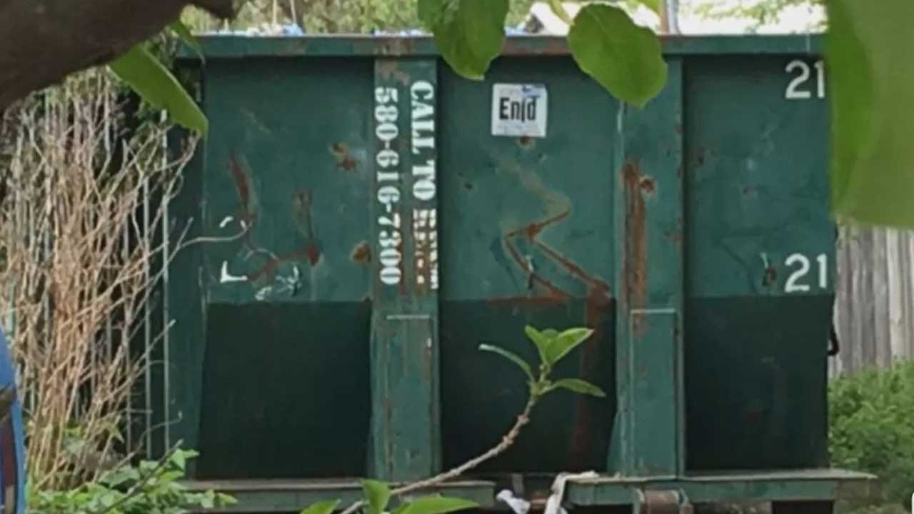 Woman To Stand Trial In Death Of Baby In Enid Trash Bin