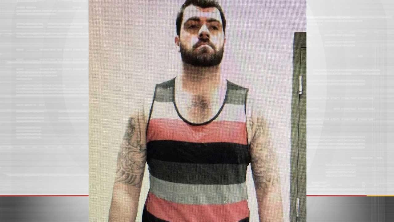 Manhunt Under Way For Suspect In Pottawatomie County