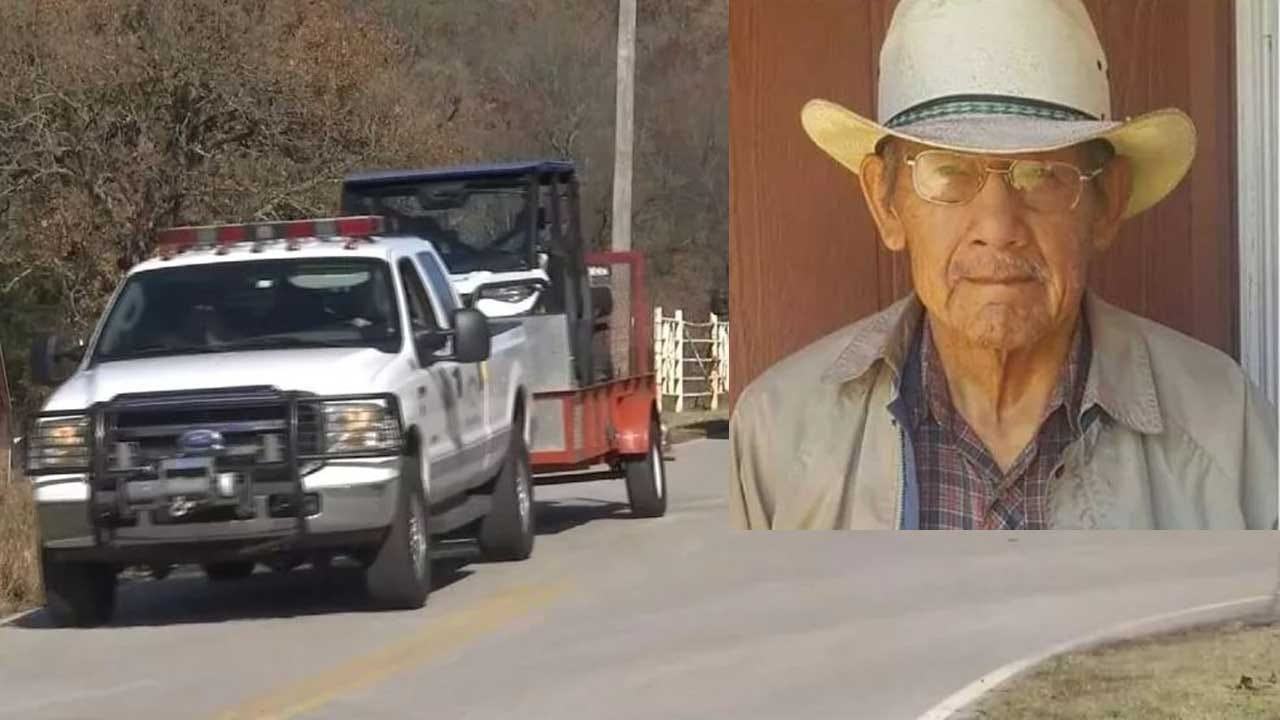 Search Continues For Missing McLoud Man After Weather Delays