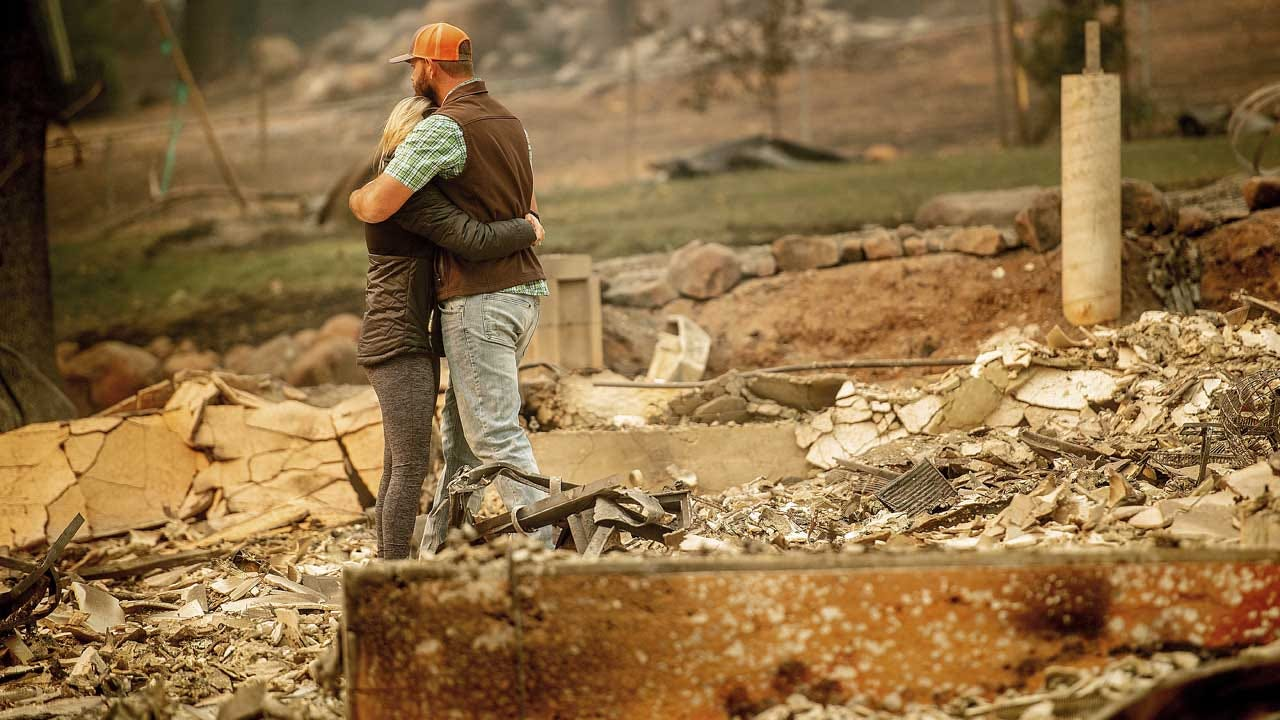 Authorities Searching For At Least 80 People After California's Deadliest Wildfire