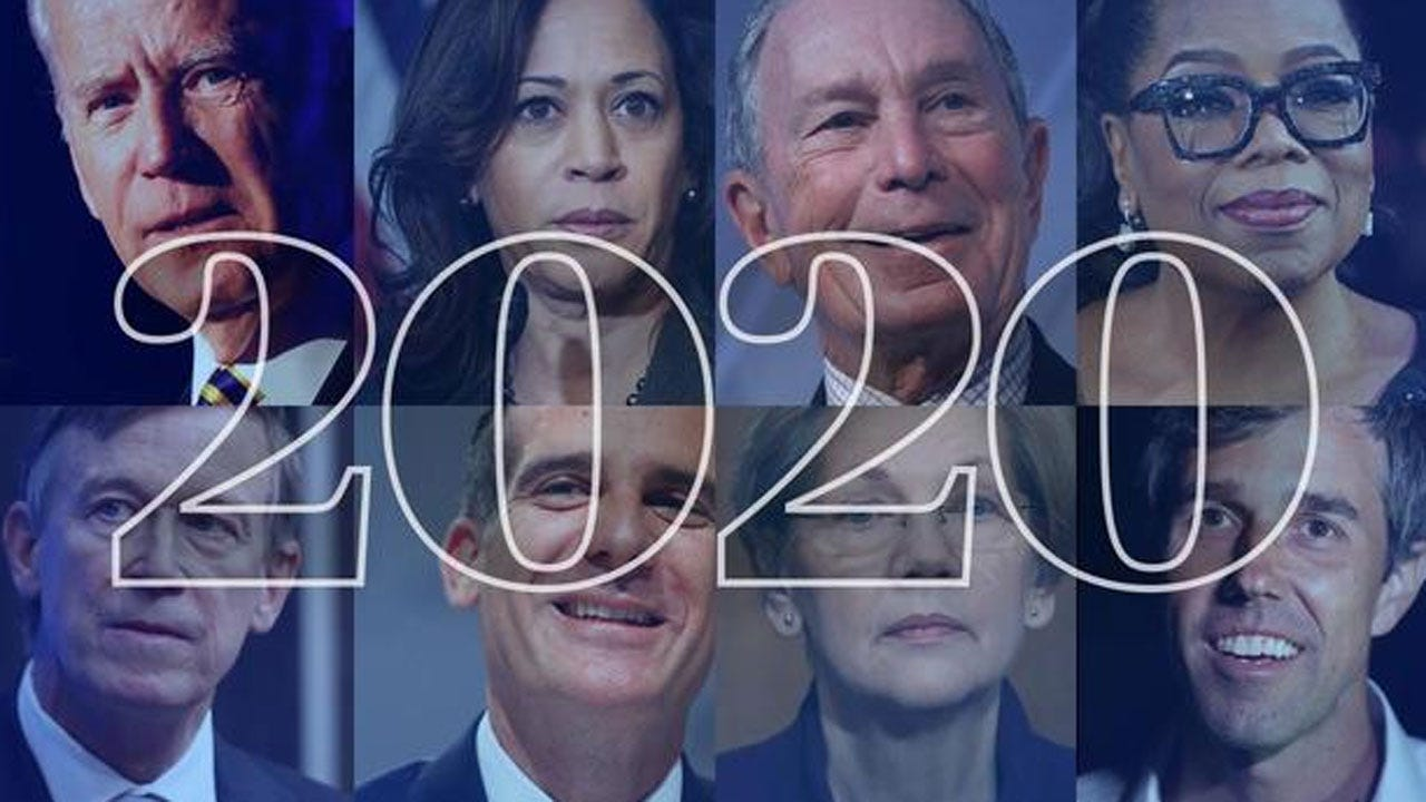 One Of These Democrats Could Be The Next President