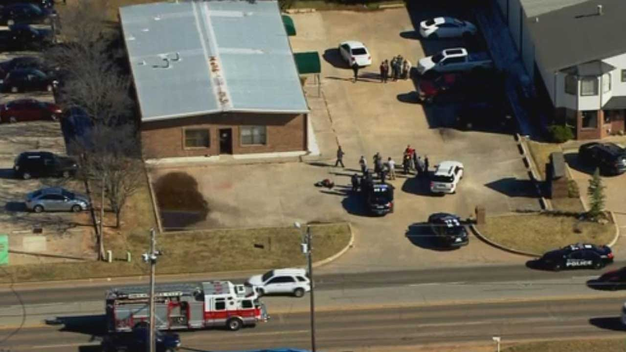Police Arrest Suspect After Chase In NW OKC