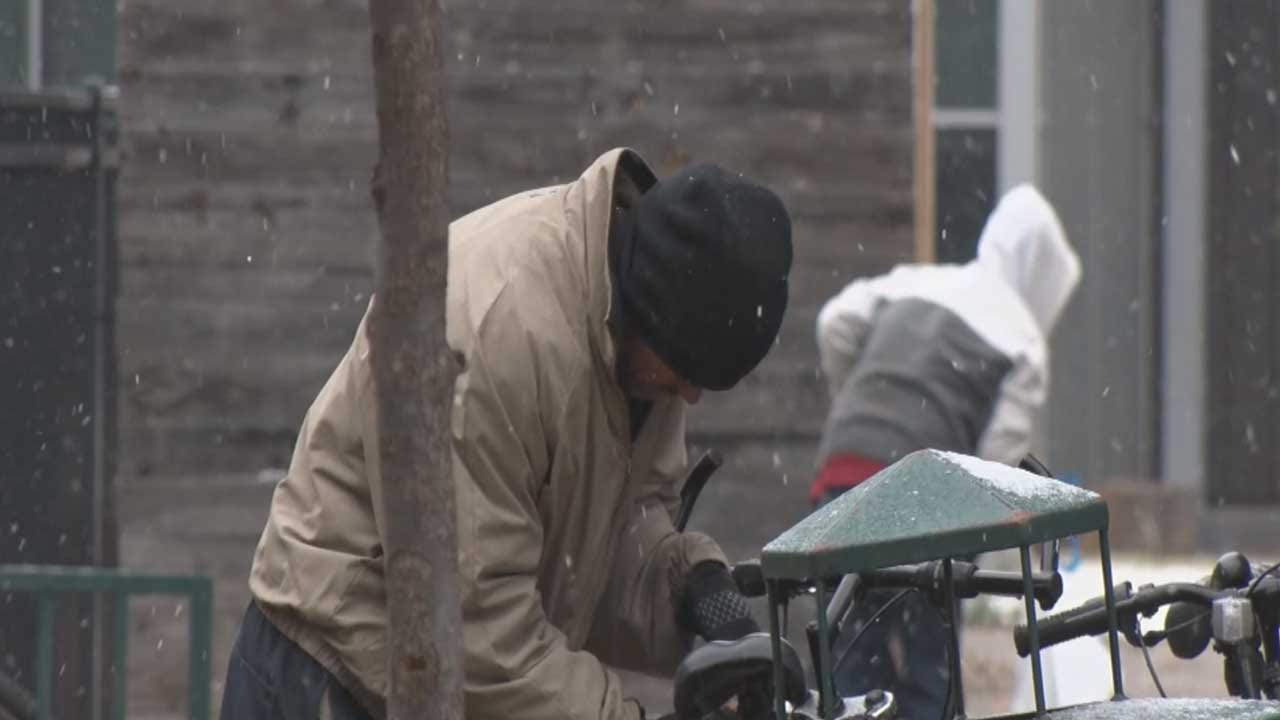 Social Service Groups To Extend Shelter Hours To Help Oklahoma Homeless