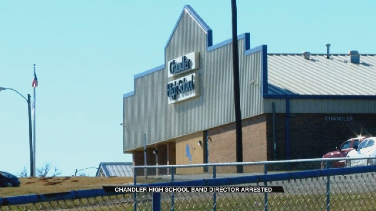 Chandler Assistant Band Director Accused Of Sexual Abuse Of A Minor