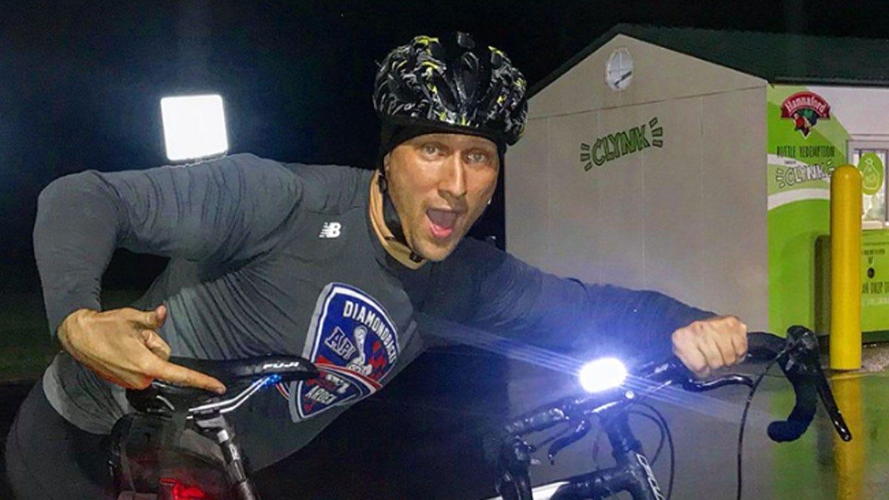 Cyclist Raising Money For Children Battling Cancer Struck, Killed