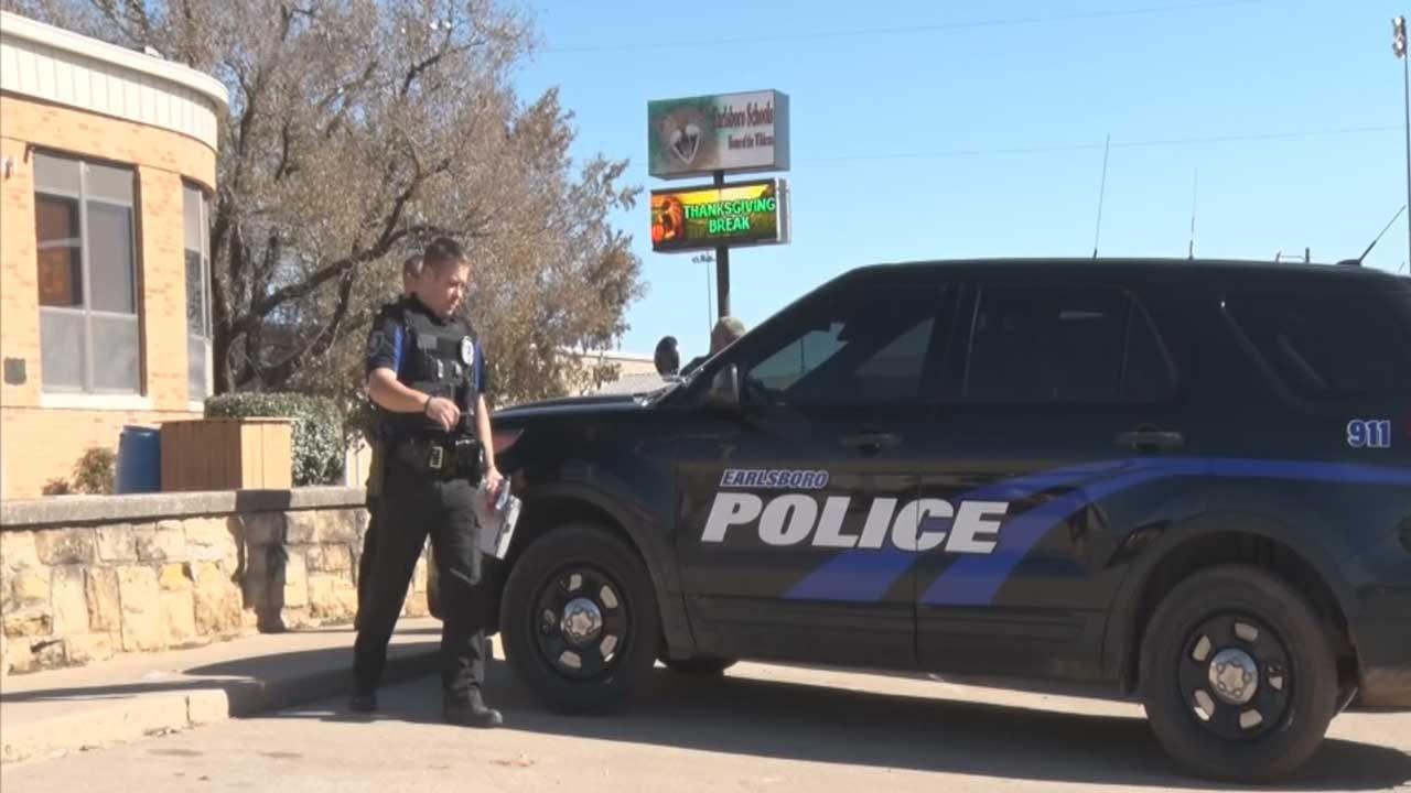 Earlsboro Police Investigate Hazing Allegations At Junior High School