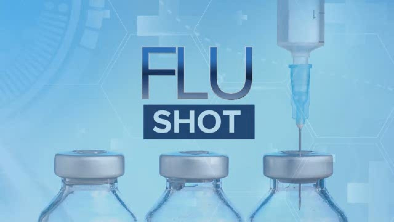 Oklahoma County Resident Dies From Flu