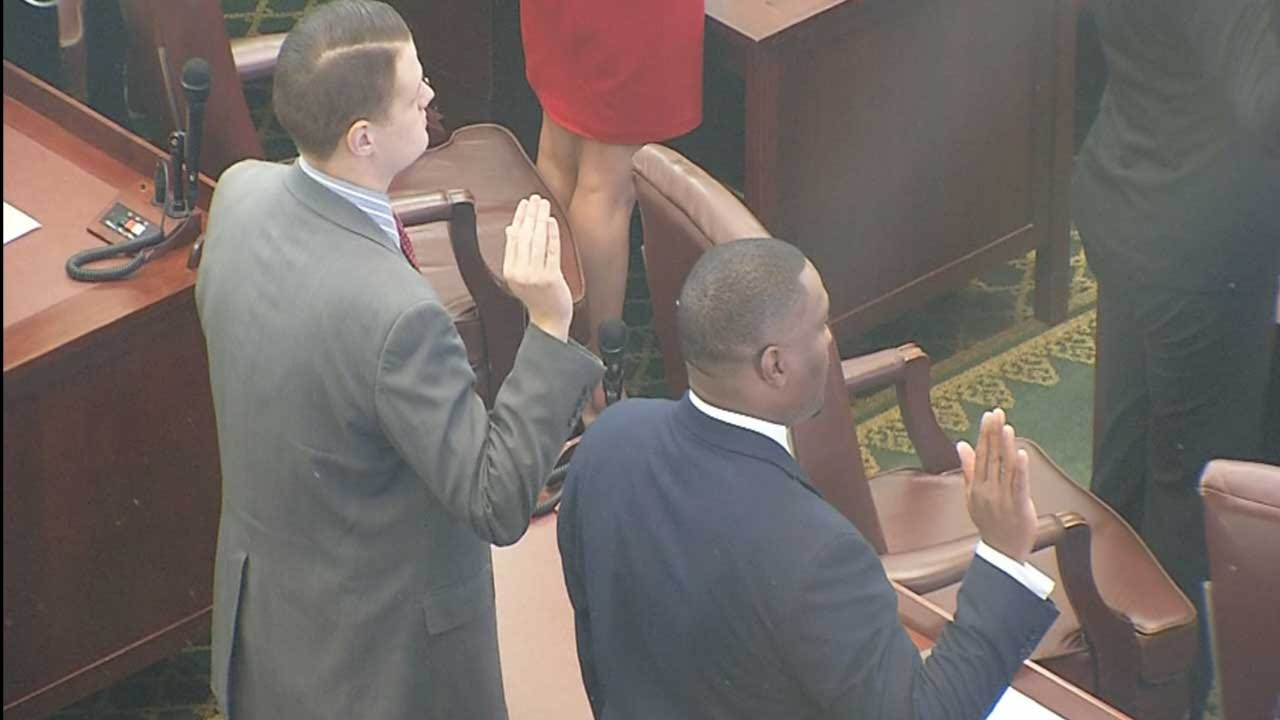 State House Of Representatives Swears In 101 New And Returning Members