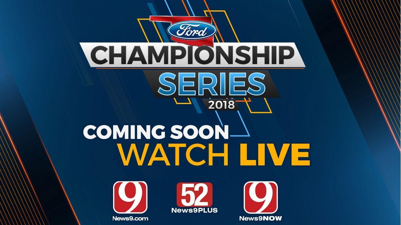 2018 Oklahoma High School Football Championship Series