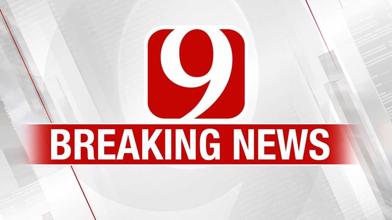 Car Hits Building In SW OKC