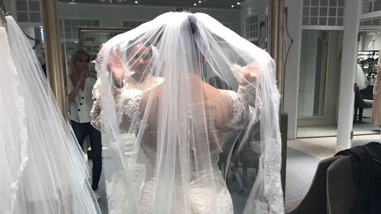 David's Bridal Is Filing For Bankruptcy, But They Say Your Dress Is Safe