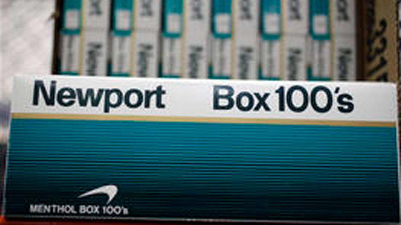 FDA Proposes Ban On Menthol Cigarettes, New Restrictions On Flavored E-Cigs