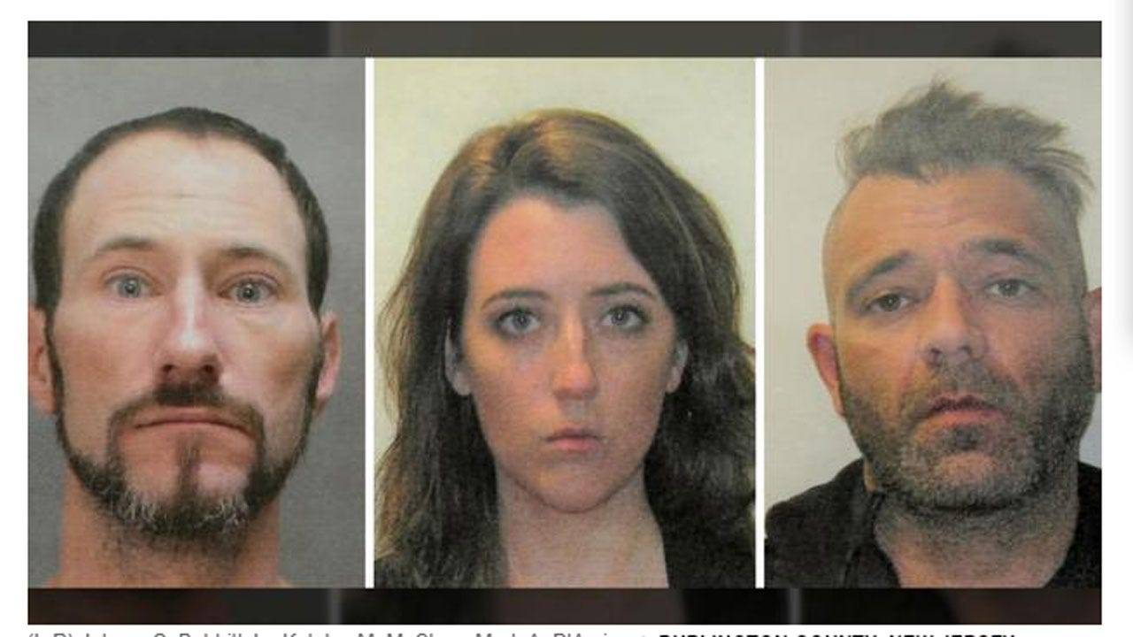 Homeless Veteran, New Jersey Couple Arrested In GoFundMe Scam