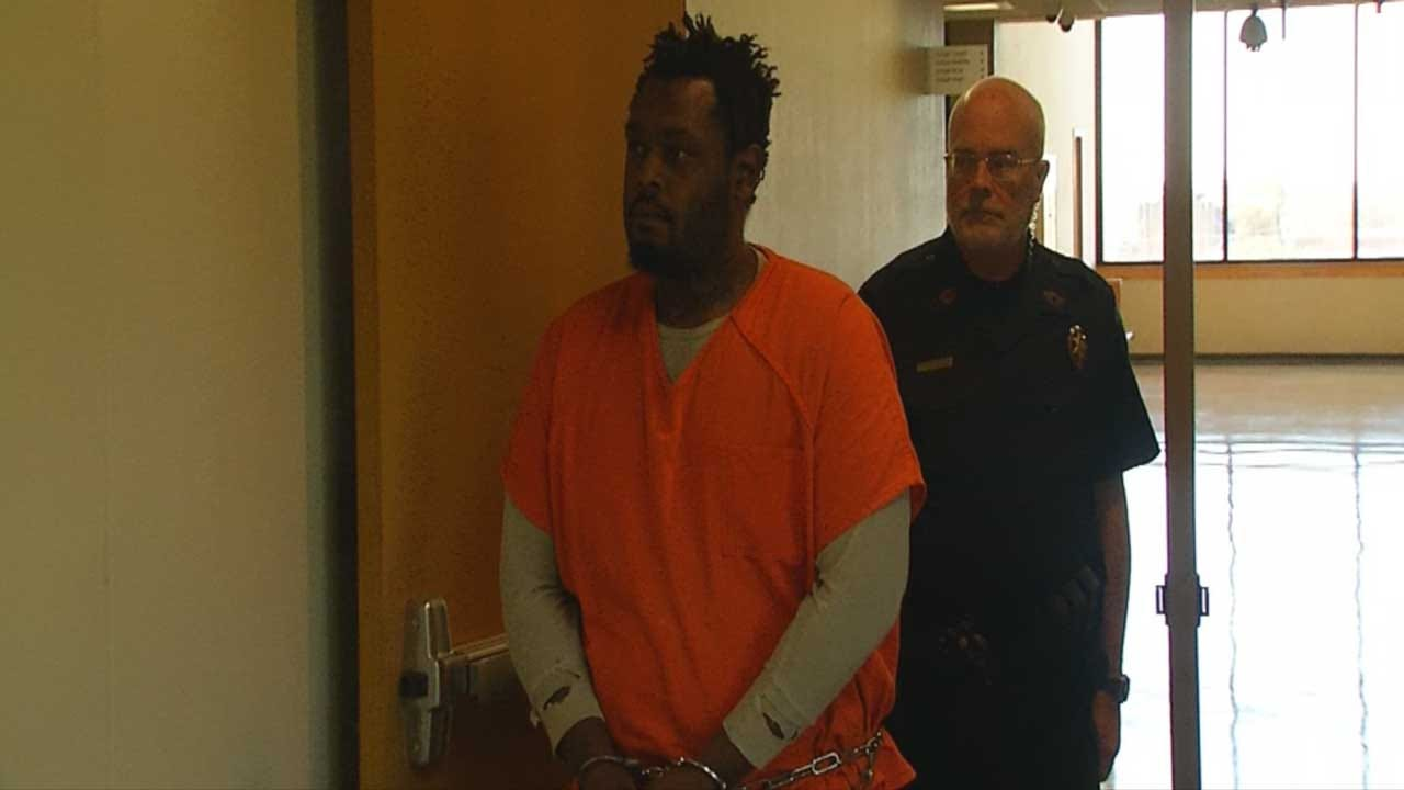 Key Witness Gives Emotional Testimony In Norman Murder Case