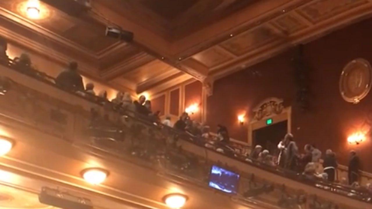 Man Shouts 'Heil Hitler, Heil Trump' During 'Fiddler On The Roof' Performance