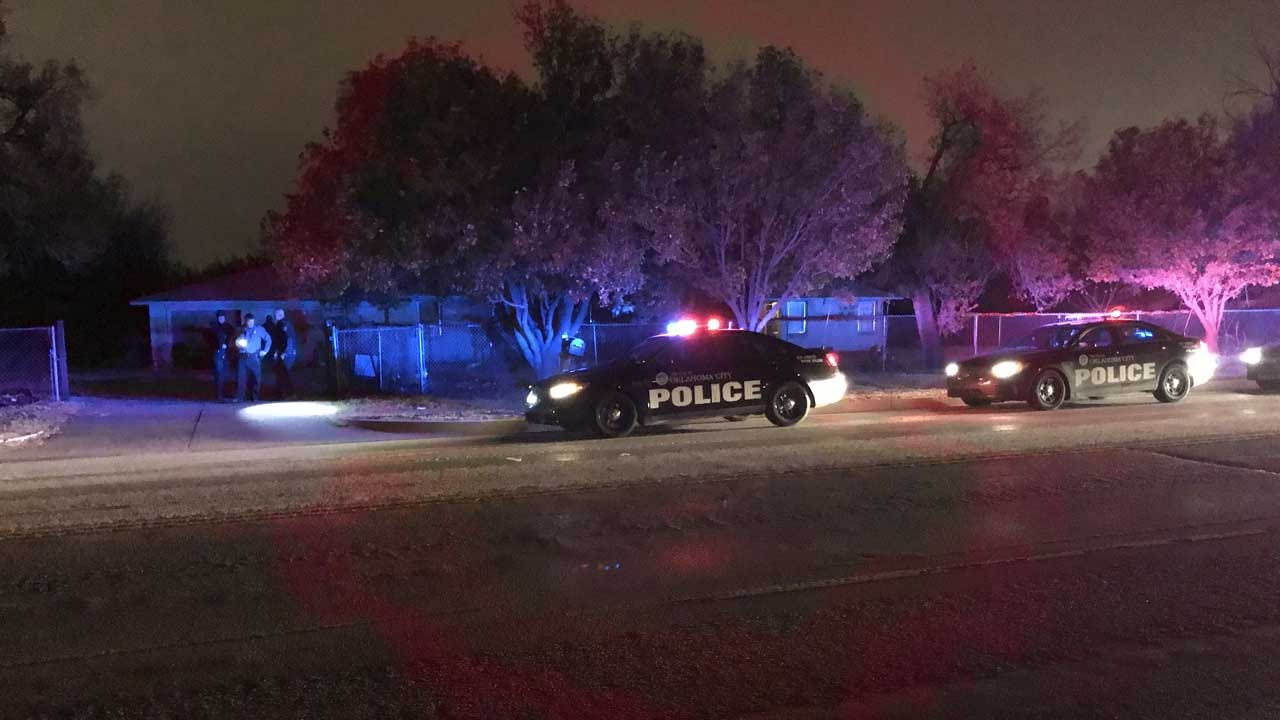 Police Investigate NW OKC Shooting