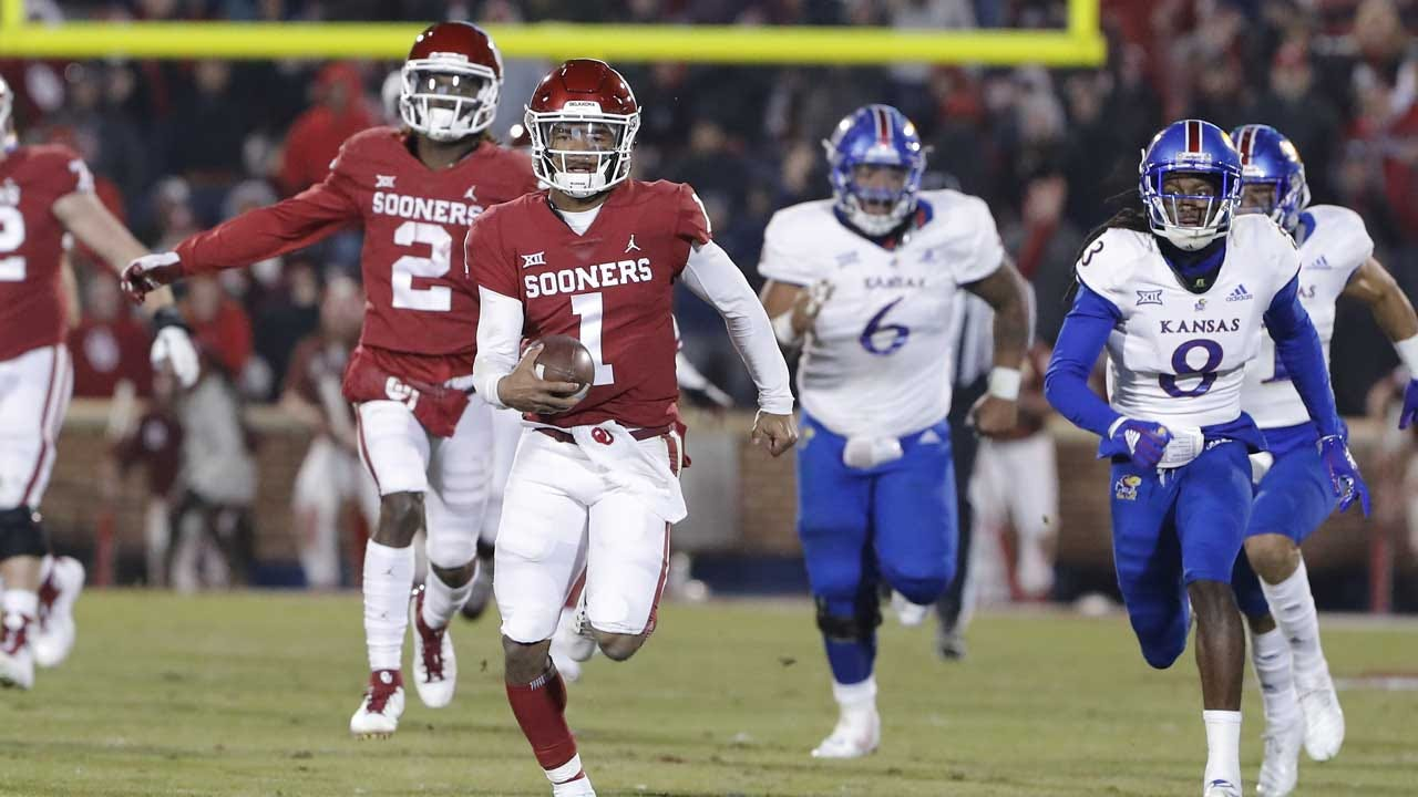AP Top 25: Win Against Kansas Keeps The Sooners In The Top 10