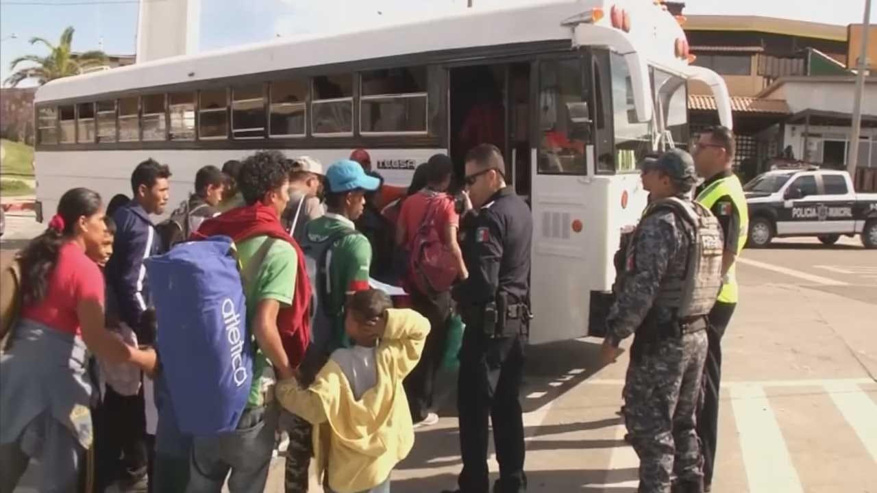 Oklahoma Faith Leaders Travel To Mexican Border