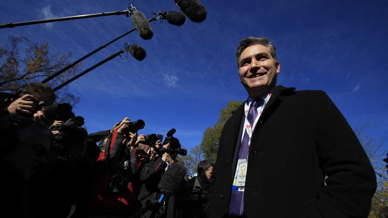 White House Restores Jim Acosta's Press Pass, But Institutes New Rules For Journalists