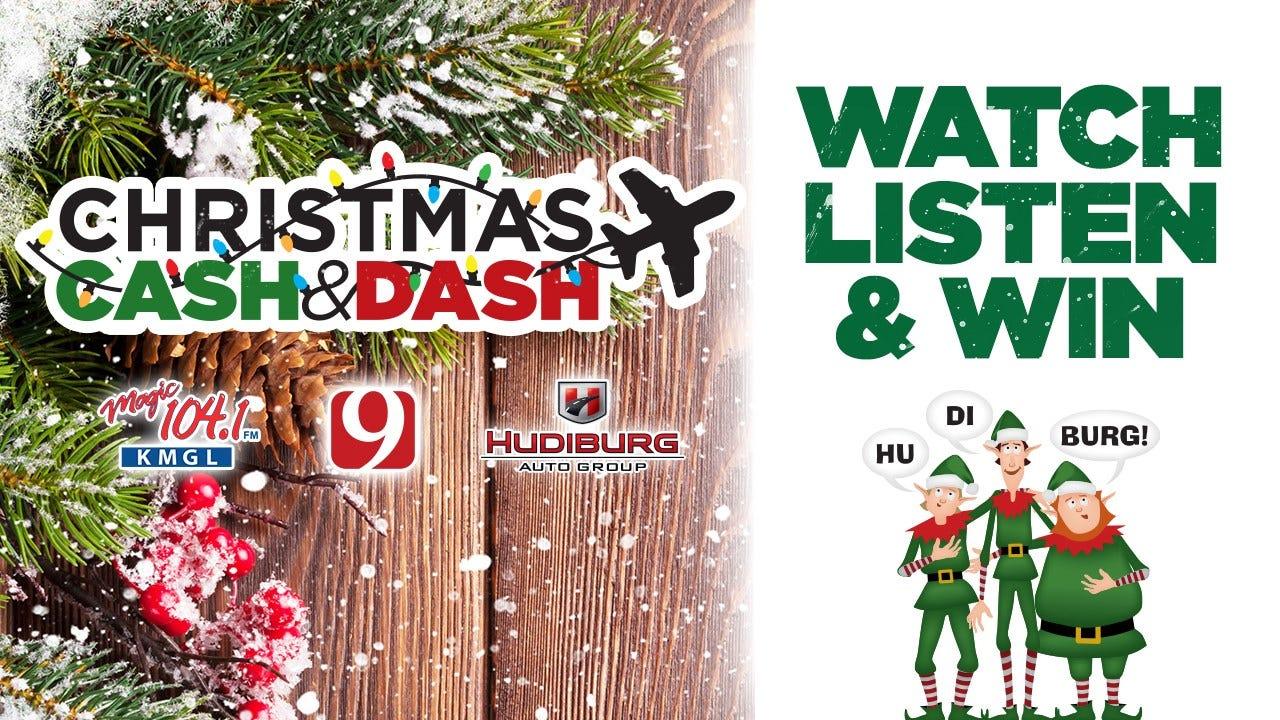 Christmas Cash & Dash