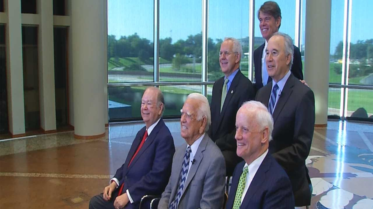 Former Governors' Advice For Oklahoma Voters