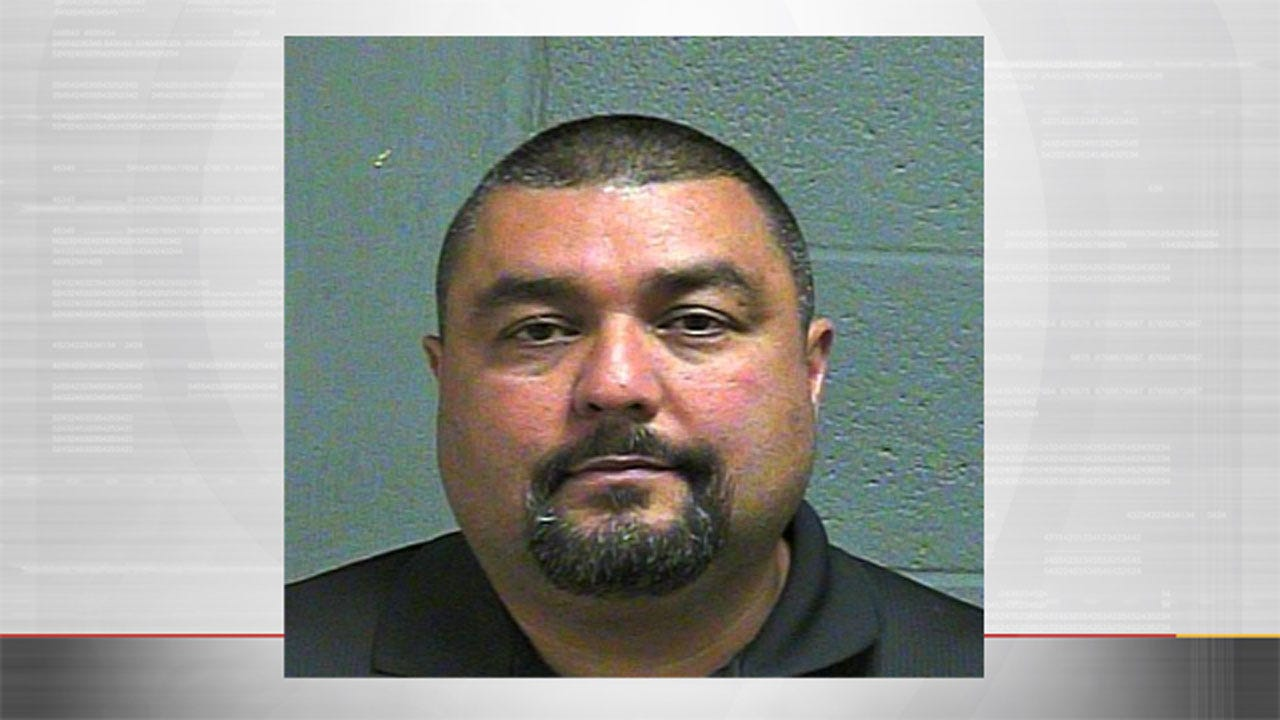 OSBI Agent Accused Of Domestic Abuse