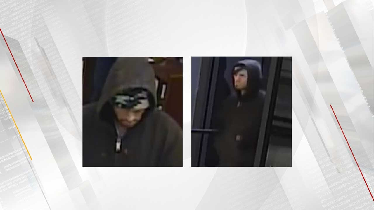 FBI, OKC Police Searching For Suspect Wanted In SW OKC Bank Robbery