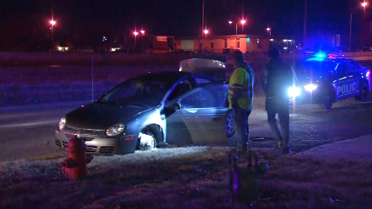 Police Arrest 2 Car Theft Suspects In SW OKC