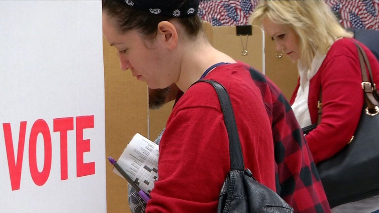 Questions Raised After Increase In Straight Party Voting