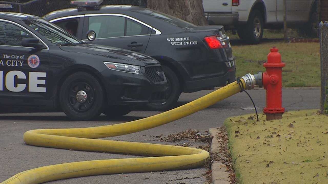 OKC Police Hope To Curb Vacant House Fires With Special Team