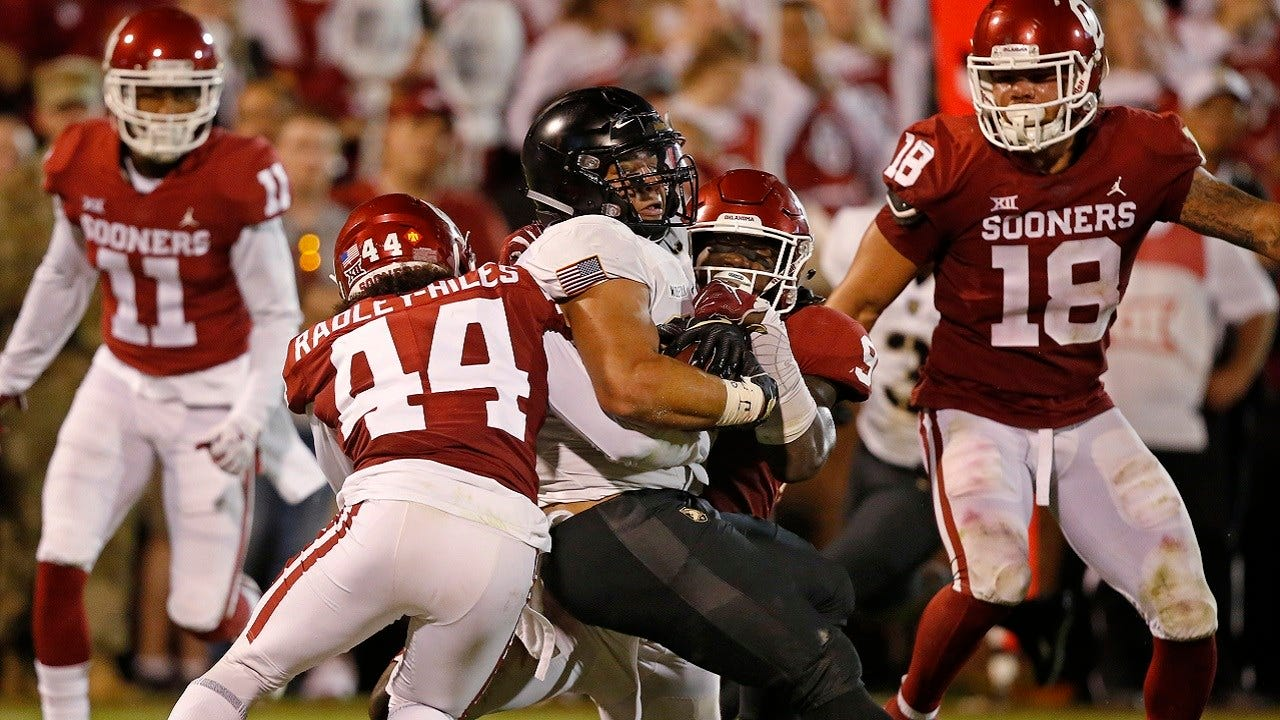 OU Moves Up To No. 5 In CFP Rankings, Just One Spot Away From Playoff Berth