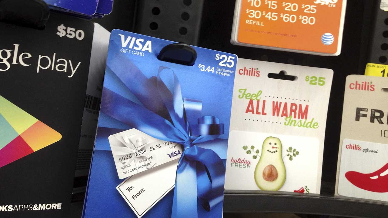Stores Try To Crack Down On Gift Card Scams
