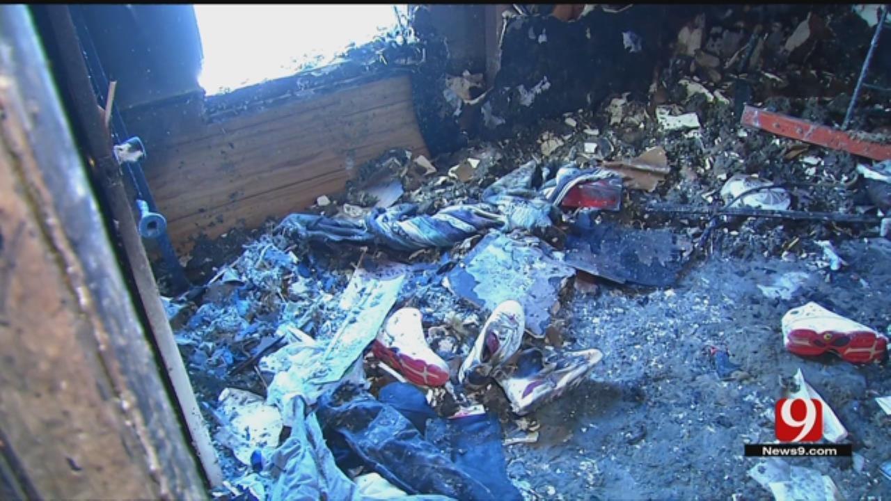 OKC Man Feeling Thankful After Fire Nearly Killed Him Twice